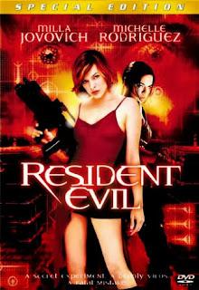 Assistir Resident Evil: O Hóspede Maldito Dublado Online HD