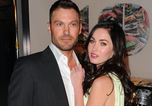 Megan Fox e Brian Austin Green se separaram!