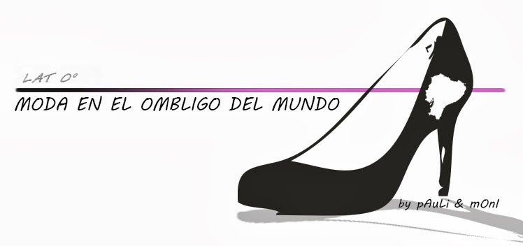 MODA EN EL OMBLIGO DEL MUNDO