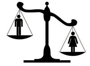 discrimination between male and female in india
