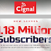 Cignal TV Philippines Enters 2016 with 1.18 Million Subscribers and New Exclusive Channels!