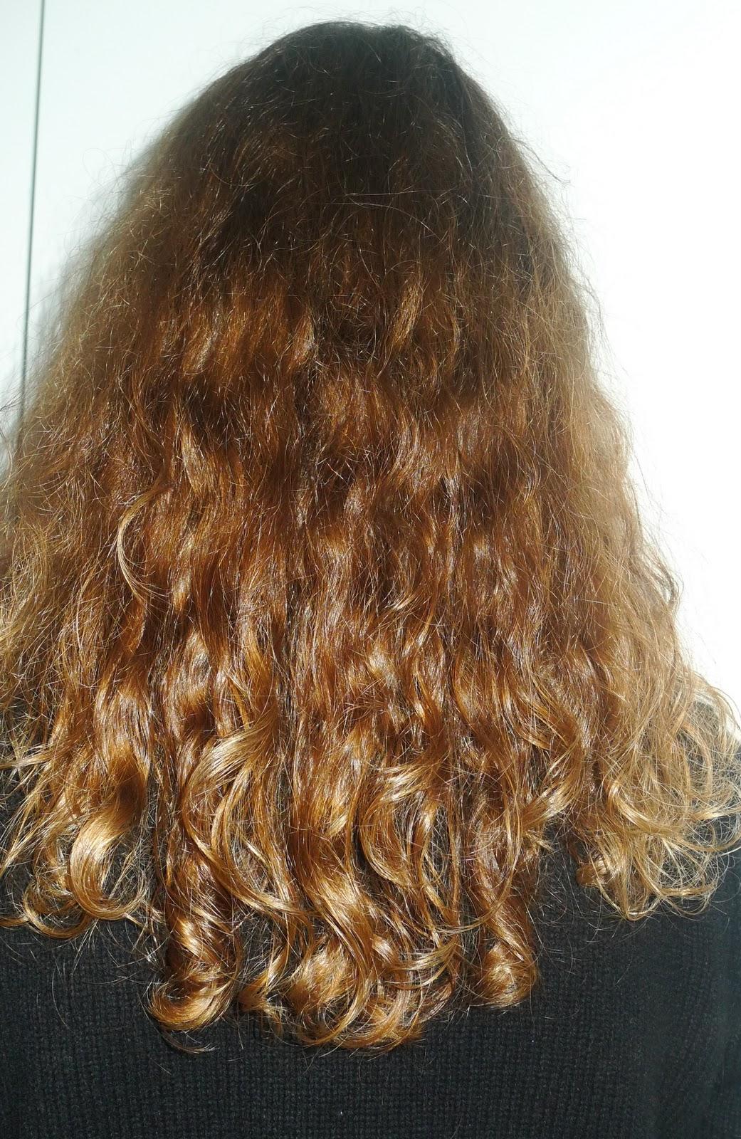 Lalbumine et le miel le masque pour les cheveux