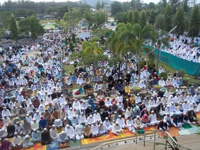 Panduan Solat Sunat Aidilfitri Dan AidilAdha Mengikut Sunnah