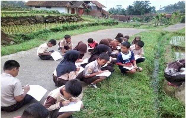 Juni, FAM Galuh Ciamis Helat Kegiatan Literasi Kearifan Lokal