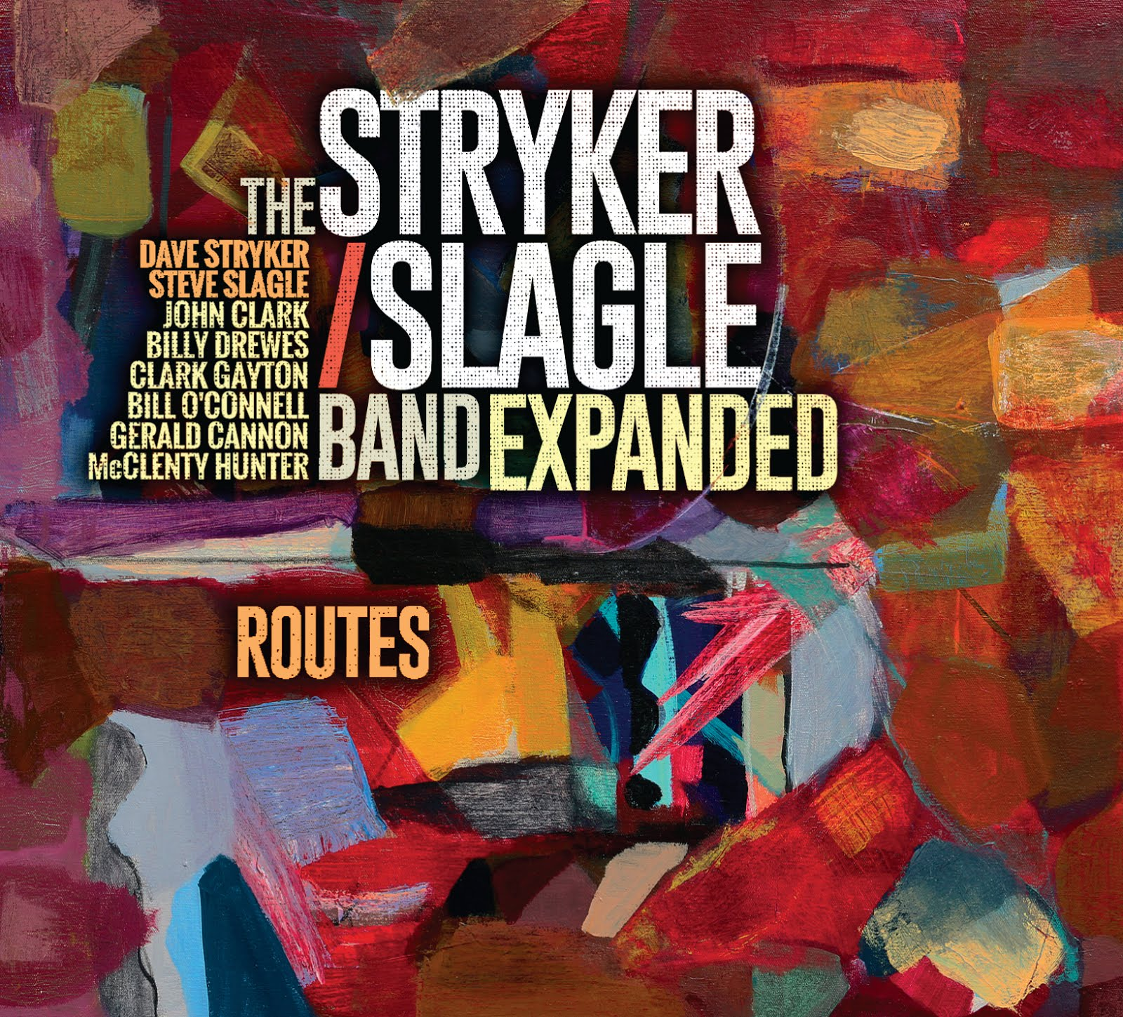 STRYKER SLAGER BAND EXPANDED