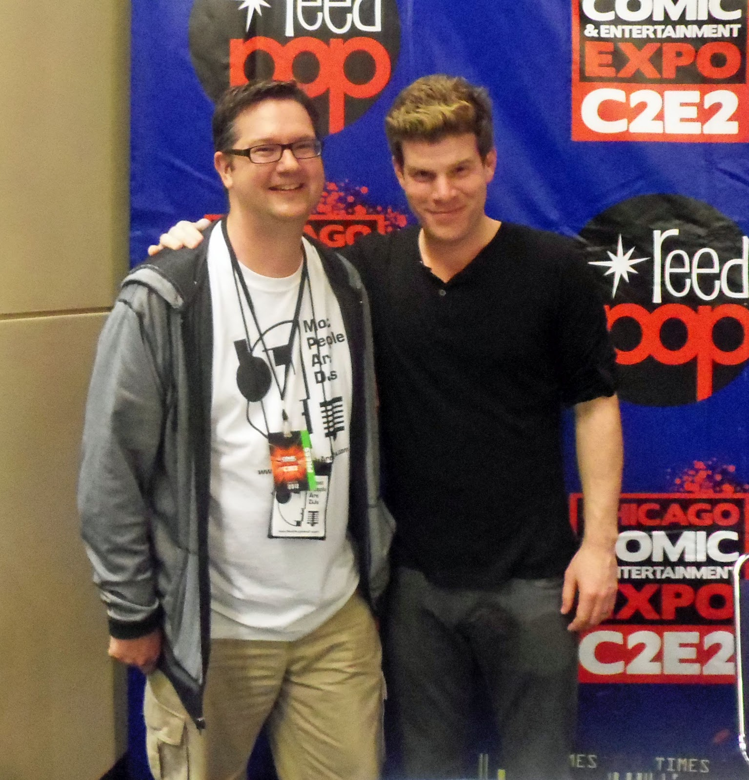 stephen rannazzisi kevin brown aka dotcom the surprise of the weekend ...