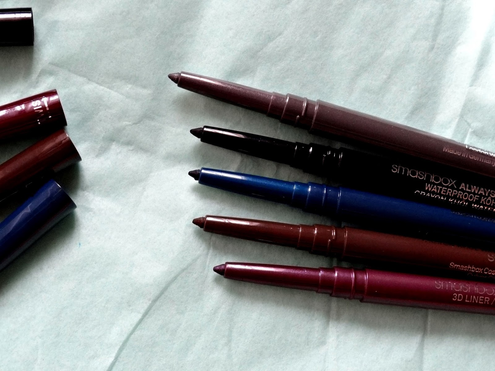 Smashbox On The Rocks Always Sharp Liner Set Smashbox Holiday 2014