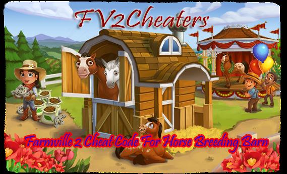 Farmville 2 cheaters farmville 2 cheat code for horse for Farmville horse