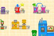 Şirket Fabrika Kurma İşletme Oyunu Oyna