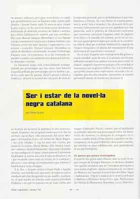 Article a Serra d'Or