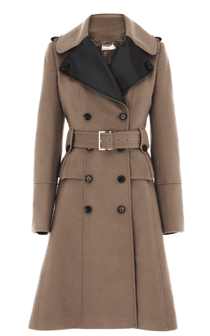 Lennie Taylor: Top 5 Women's Military Coats for AW12 Winter Coats
