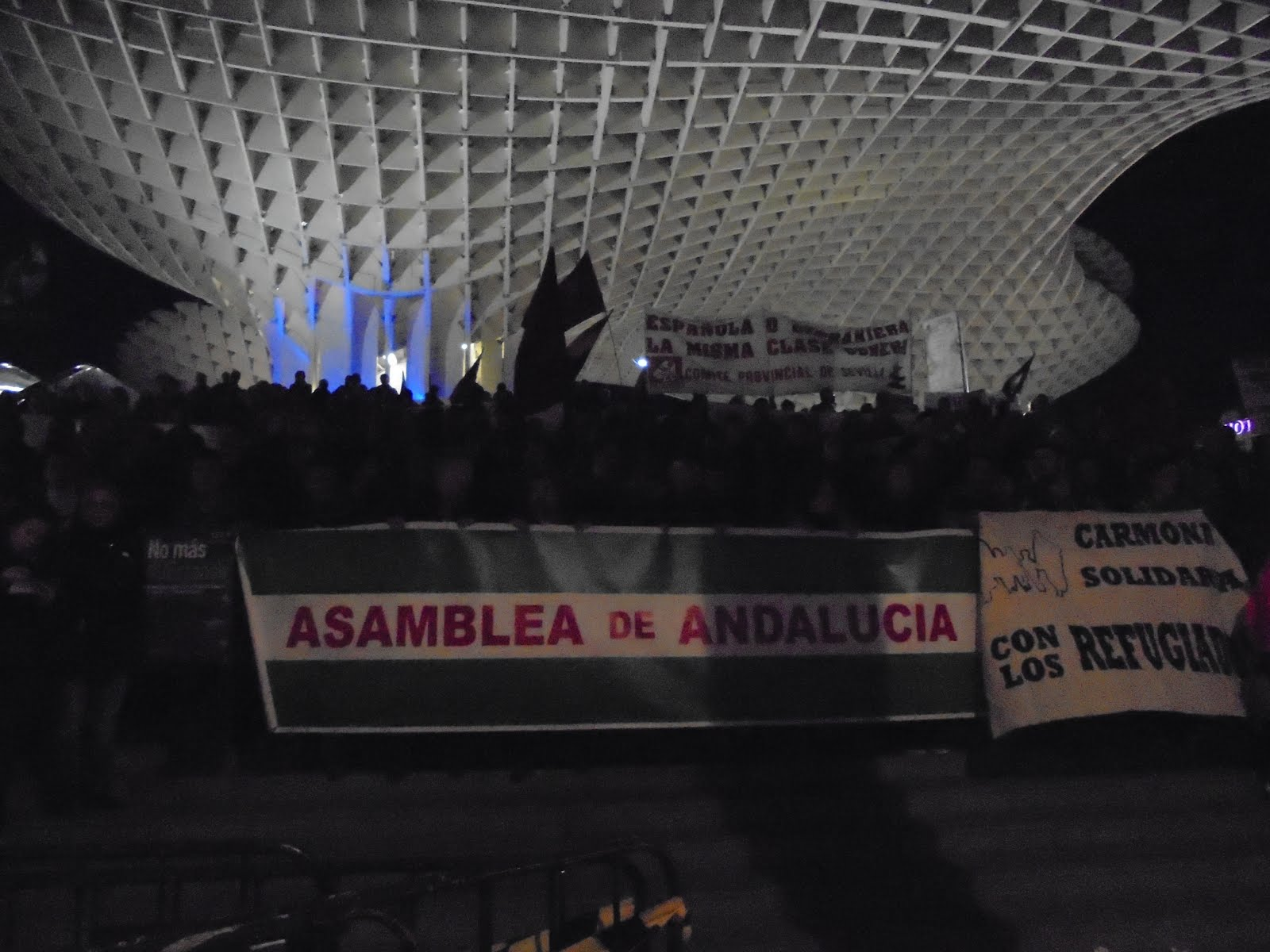 Manifestación 17M