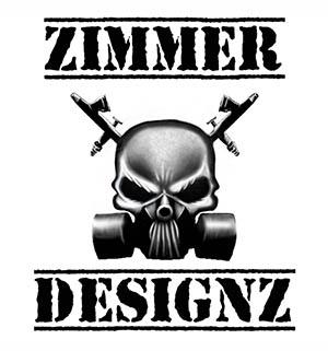 Zimmer DesignZ Custom Paint