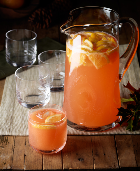 The Supreme Plate: Captain Morgan Holiday Punch Recipes