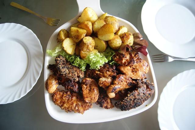 chrupiacy kurczak, kurczak kfc przepis, najlepszy kurczak, szybki obiad, pomysl na obiad, ekspresowe przepisy