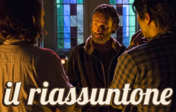 The Walking Dead s05x03 recap