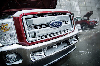 Ford Pushes ITs Vehicle Through the Harshest Conditions Imaginable