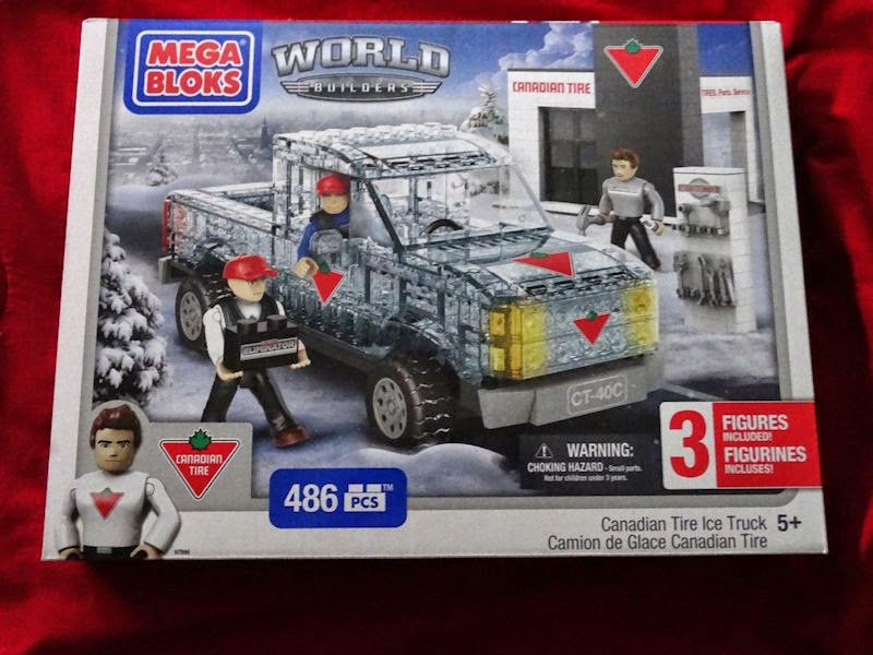 Canadian Tire Price Match >> Car FYI: Car FYI Holiday Gift List: The Mega Bloks Canadian Tire Ice Truck
