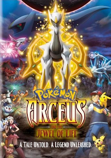 Pokemon 12   Arceus e a Jóia da Vida  Download Filme