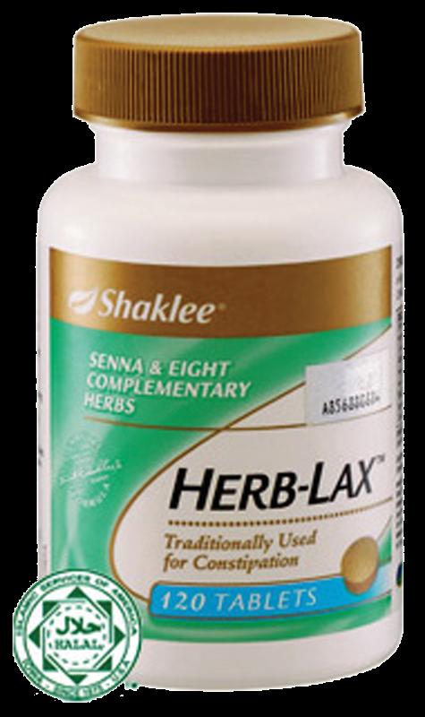 herb-lax melawaskan sembelit