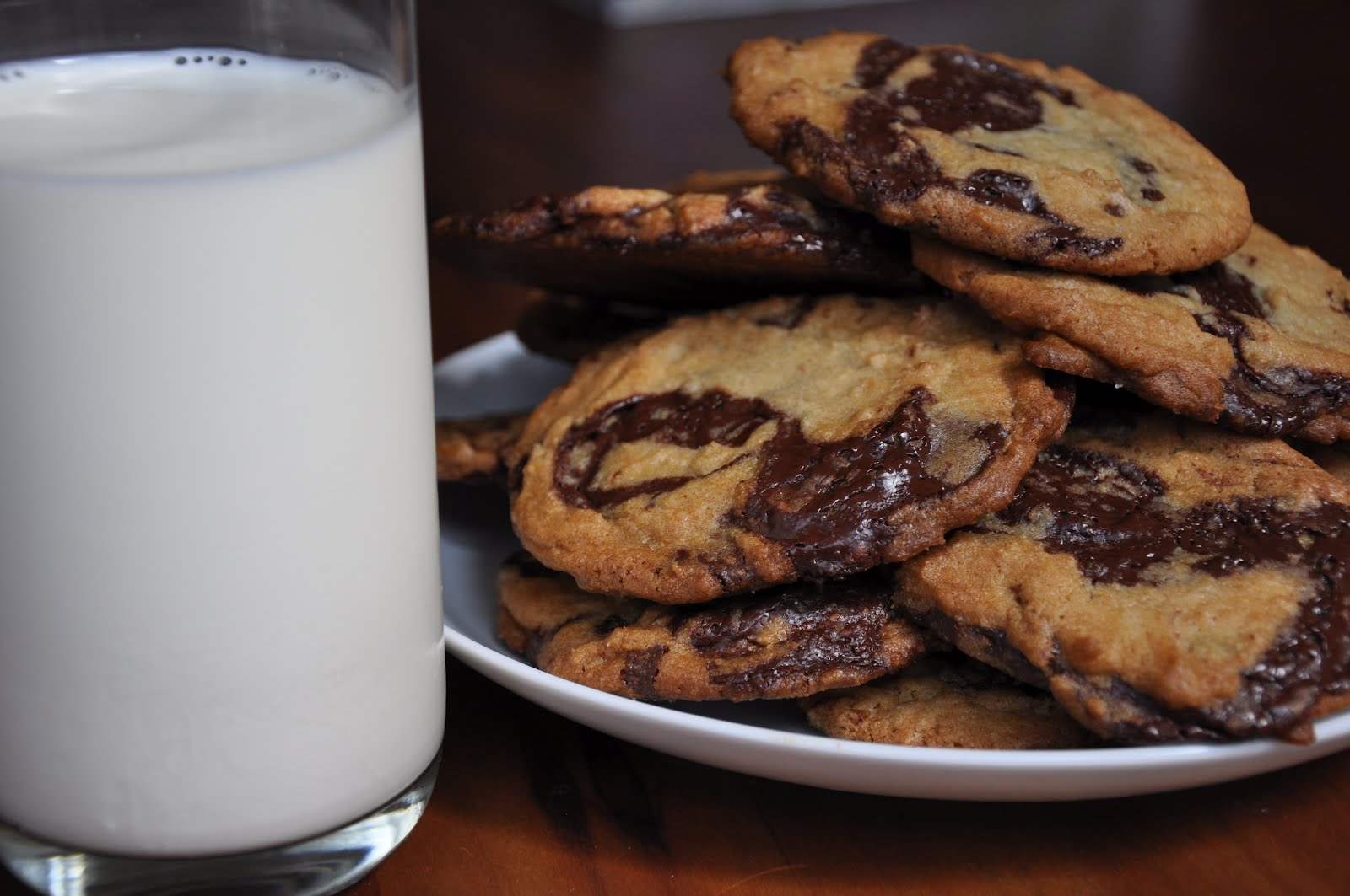 Sophia's Sweets: Jacques Torres Chocolate Chip Cookies