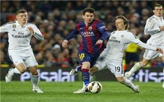 برشلونة يفوز على ريال مدريد 2-1 في الكلاسيكو