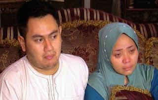 perceraian Nassar dan Muzdalifah