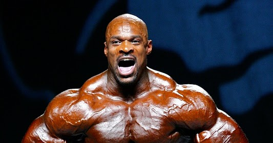 Ronnie Coleman: 1998-05 (8x Mr.Olympia )   Body Building Instructor