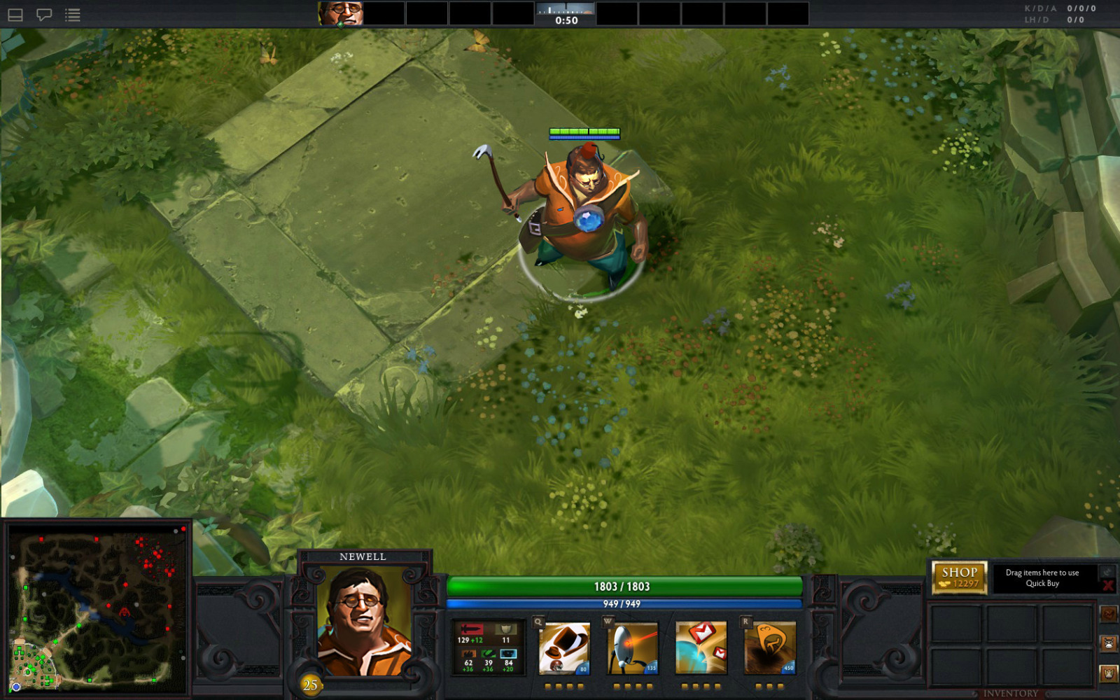 gabe newell dota 2 hero guide neutral creeps dota 2 news from