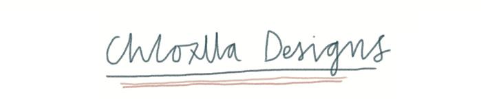 chloxlla designs