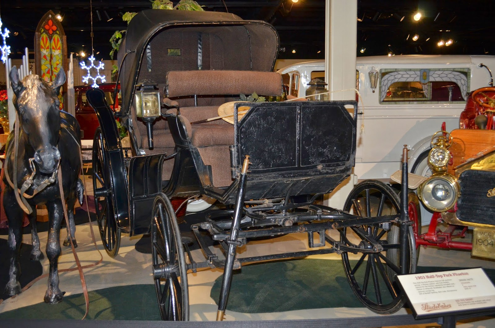 Turnerbudds Car Blog: The Studebaker National Museum