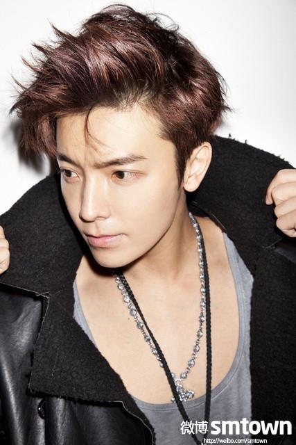 Poster Individu Super Junior-M Break Down 7