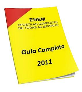 revista Baixar Apostilas   Enem 2011