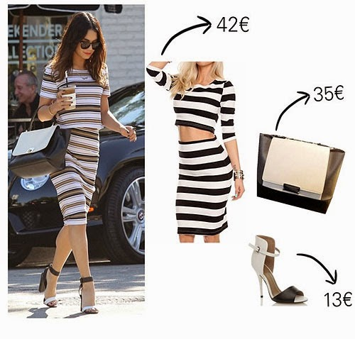 Celeb Style for Less | Vanessa Hudgens