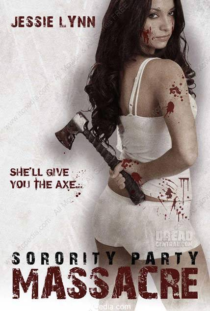Sorority Party Massacre 2013 BDRip XviD - VETO