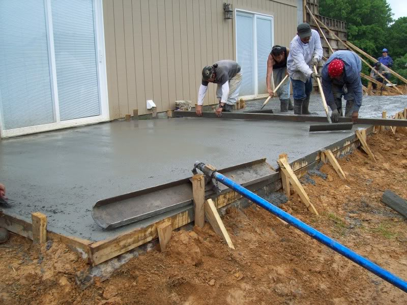 mike and lisa 39 s world chapter 64 pouring a concrete