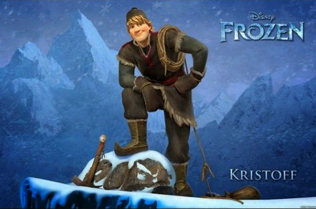 Edisi Film Frozen
