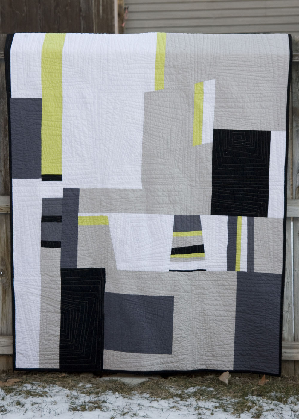 from the blue chair: My quilt back is featured on Modern Day Quilts : modern day quilts - Adamdwight.com