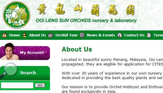 Ooi Leng Sun Orchids Nursery and Laboratory  blogspotcom