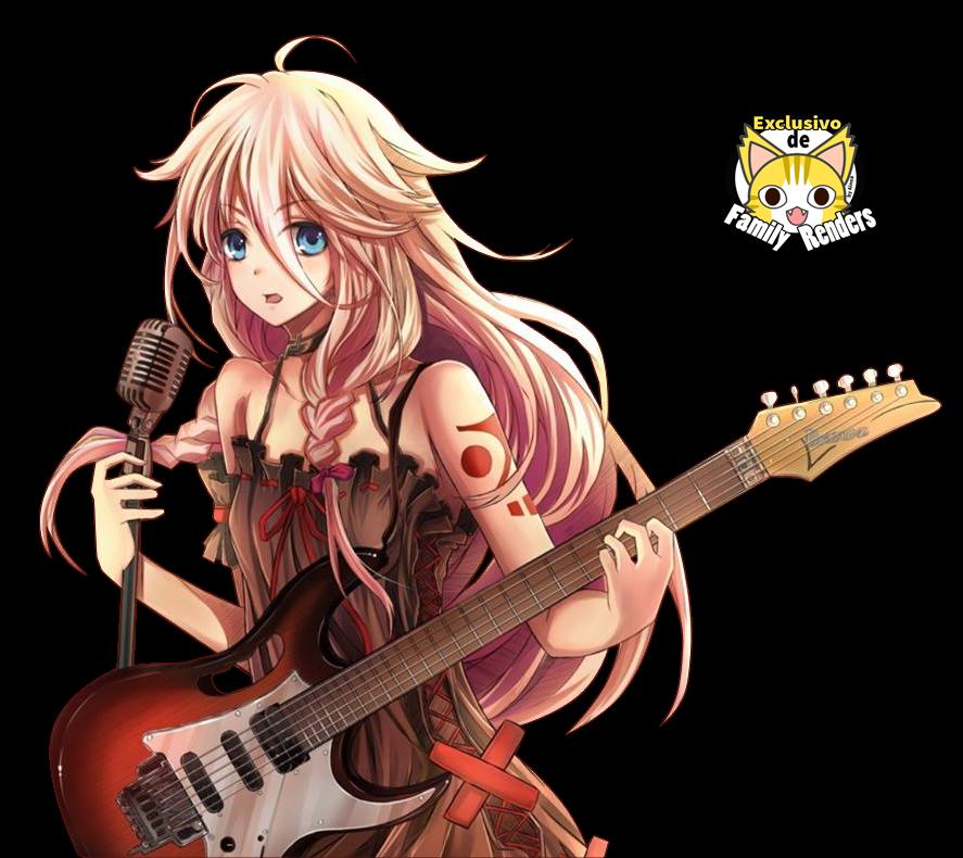 render IA + Vocaloid