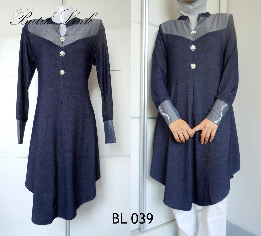 Butik Blouse Muslimah Online 110