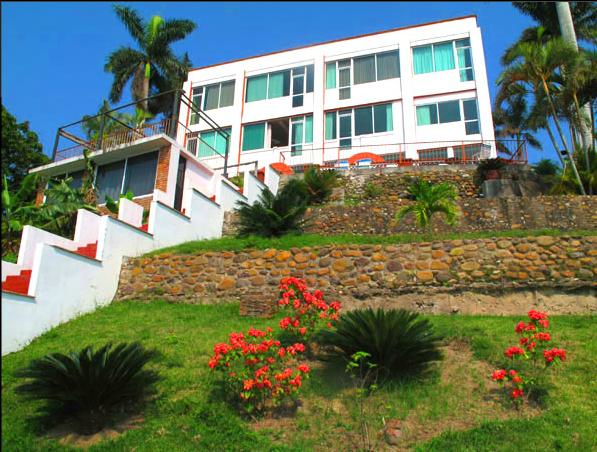 Hostales y Hoteles en México: La Finca Santa Luisa