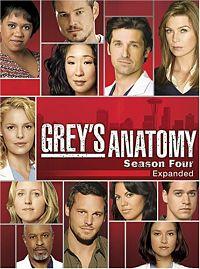 Anatomía de Grey Temporada 4 Online