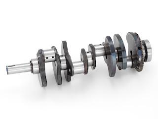 Main Engine Crankshaft