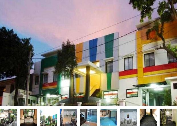 Hotel Yang Ketiga Adalah Sabda Guesthose Penginapan Modern Ini Beralamat Di Jl Gudang Peluru Blok A1 No 2 Kebon Baru Tebet Cawang Jakarta