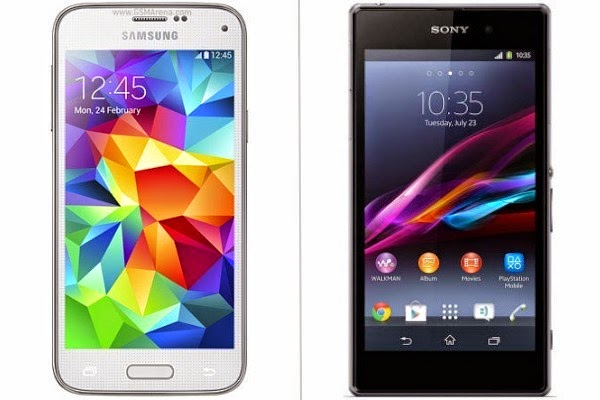 Comparison-between-best-mobile-compact-in-2014-samsung-galaxy-s5-mini-VS-sony-xperia-z1-compact-VS-HTC-one-mini-2-VS-LG-G2-mini