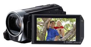 videocamara Canon HFR 306 de media markt