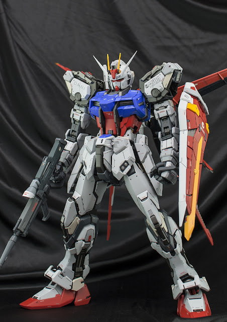 PG Aile Strike Gundam by ghost