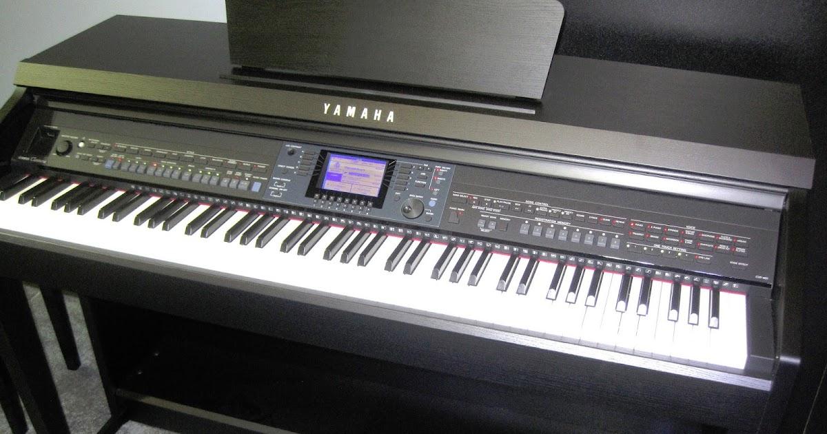 Azpianonews reviews review yamaha cvp601 vs roland for Yamaha clavinova cvp 601