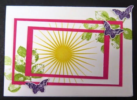 Kinda Eclectic stamps held by Zena Kennedy Independent Stampin Up demonstrator